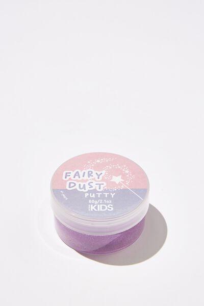 Kids Putty, FAIRY DUST/PURPLE GLITTER