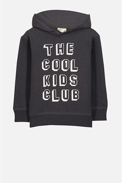 Liam Hoodie, GRAPHITE/COOL KIDS