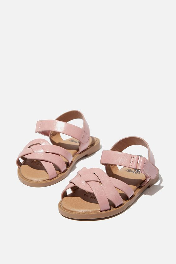 Mini Fisherman Sandal, MARSHMALLOW PINK