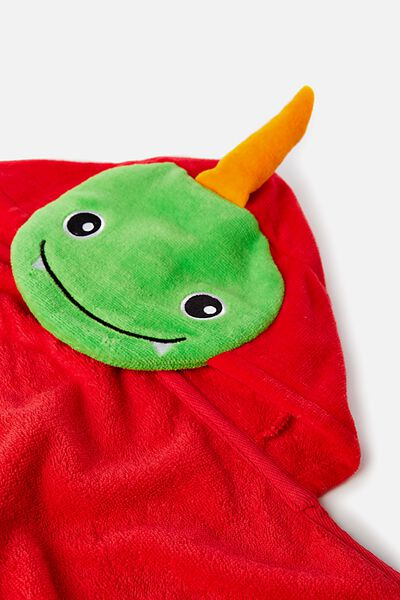 Sunny Buddy Character Towel, JACK CORE