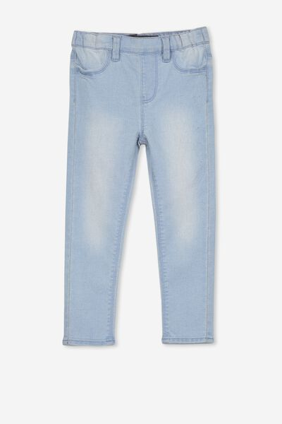 Jordan Jegging, LIGHT BLUE WASH