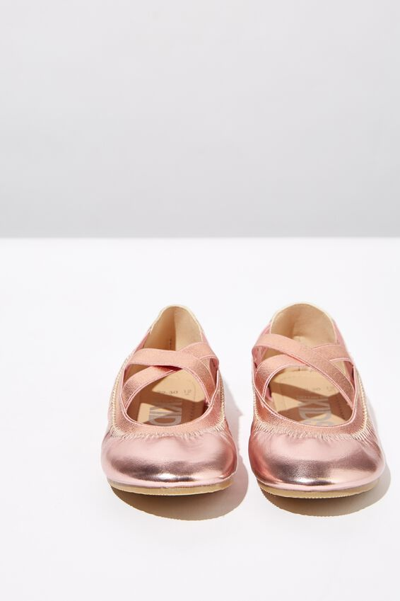 Kids Primo, ROSE GOLD CROSS OVER