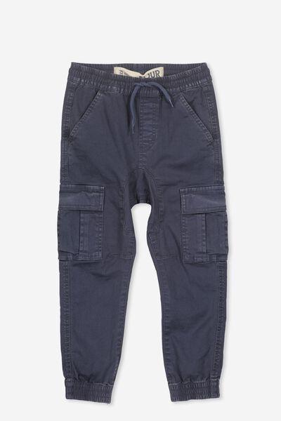 Joe Cuffed Pant, OLD BLUE