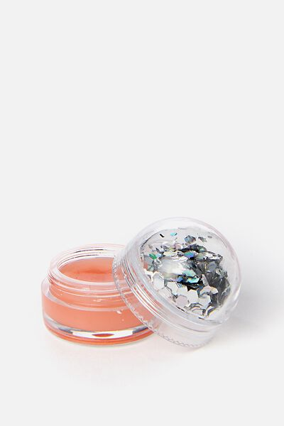 My Glitter Dome Lip Balm, TUTTI FRUITY