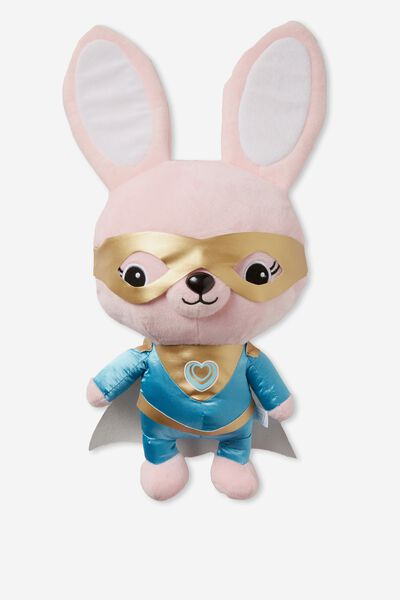 Sunny Buddy 30Cm Medium Plush Toy, MIA SUPERHERO