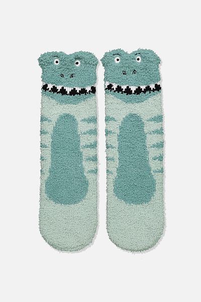 Slipper Sock, DINO