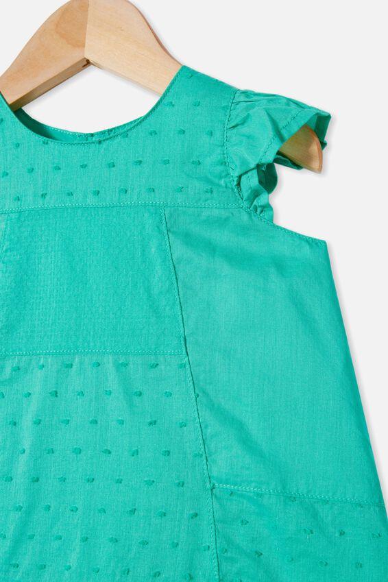 Mabel Dress, APPLE CRISP
