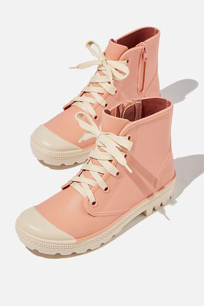 All Weather Boot, CLAY PIDGEON PINK
