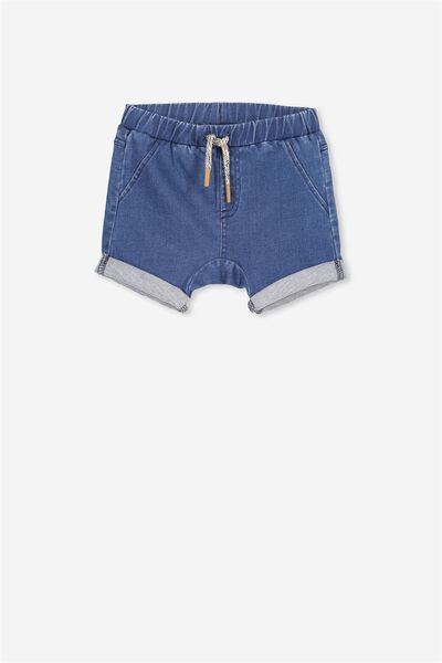 Phillip Short, DARK BLUE WASH
