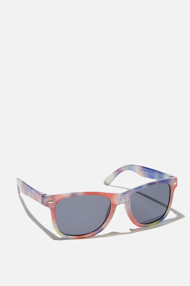 Kids Sunglasses, RAINBOW TIE DYE