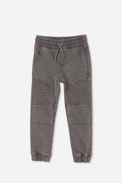 Chad Jogger, GUNMETAL WASH