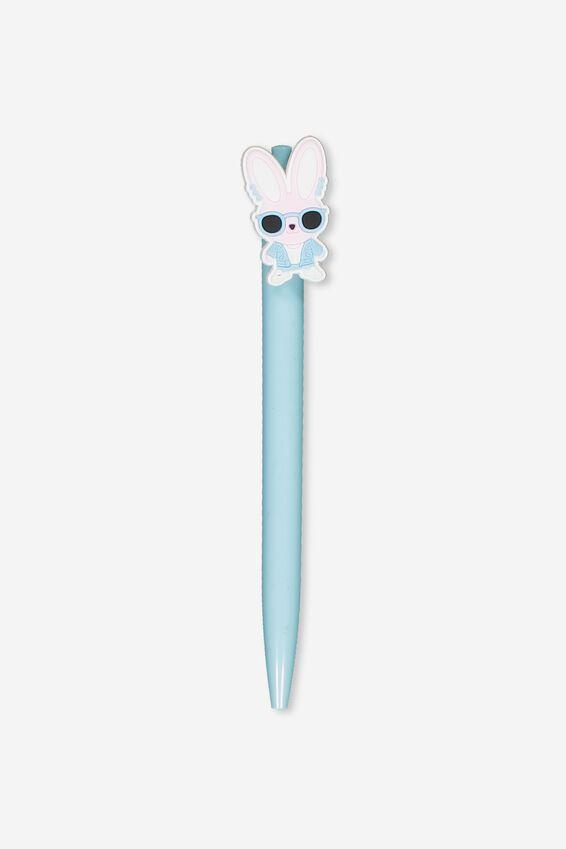 Sunny Buddy Character Pen, MIA ROCKSTAR