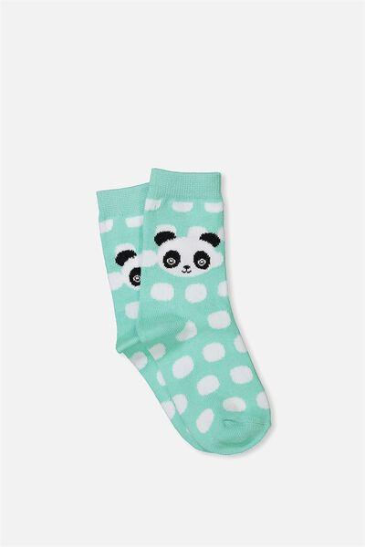 Sunny Buddy Crew Socks, OLI
