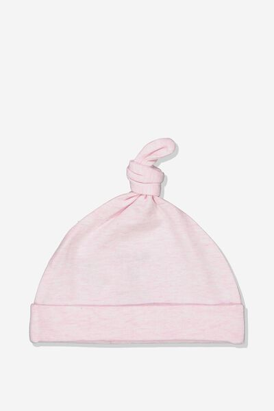 The Baby Beanie, PINK MARLE