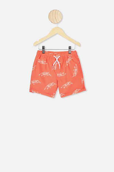 Bailey Boardshort, DISCO SALMON/TURTLES
