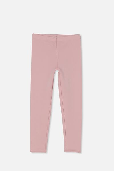 Fleece Legging, MARSHMALLOW
