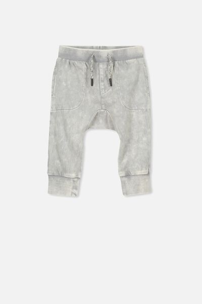 Tory Jogger Pant, LIGHT GREY WASH