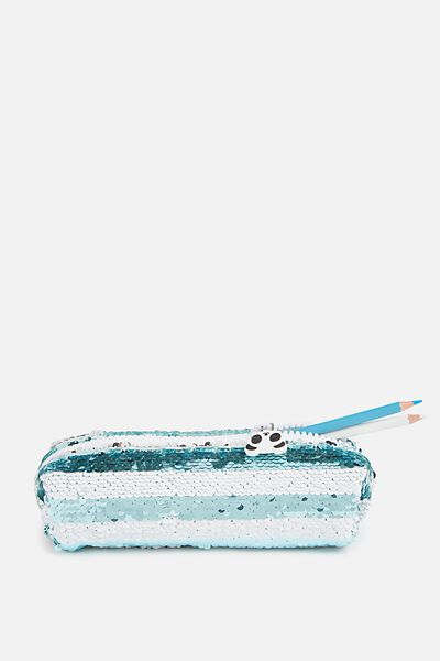 Sunny Buddy Sequin Pencil Case, OLI