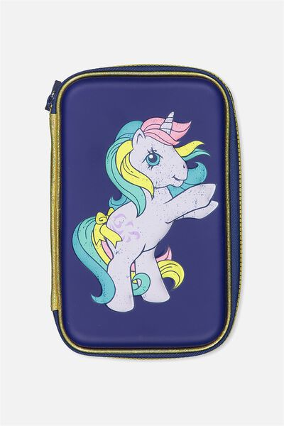 Kids Moulded Pencil Case, LCN MY LITTLE PONY