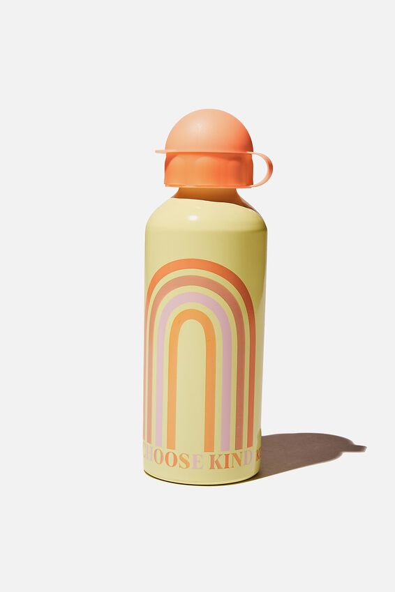Aluminium Drink Bottle, MUSK MELON CHOOSE KIND