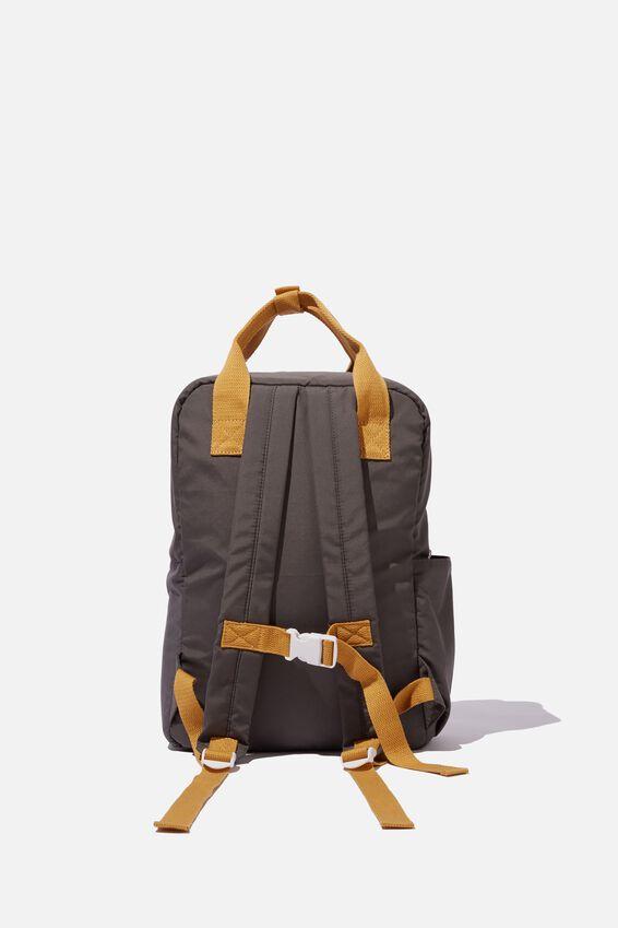 Back To School Backpack, KHAKI / BROWN