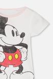 Mickey Mouse Short Sleeve PJ Set, LCN MICKEY MOUSE LOGO