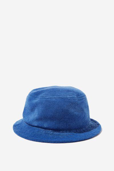 Kids Bucket Hat, BRIGHT BLUE