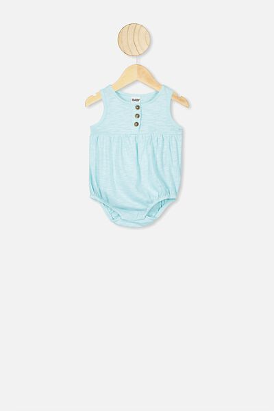 Craigelina Singlet Bubbysuit, DREAM BLUE