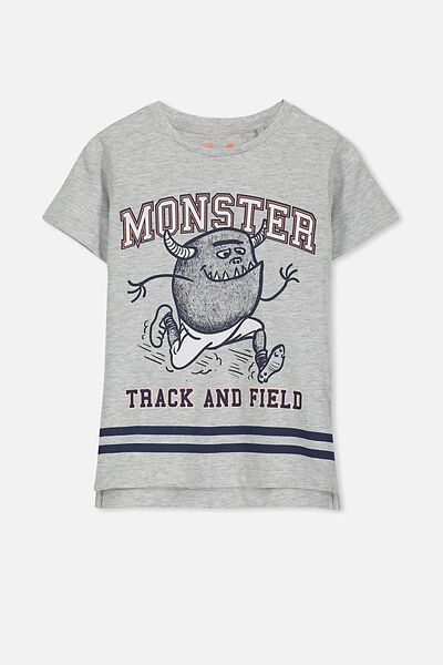 Max Short Sleeve Tee, MONSTER ATHS/SIS