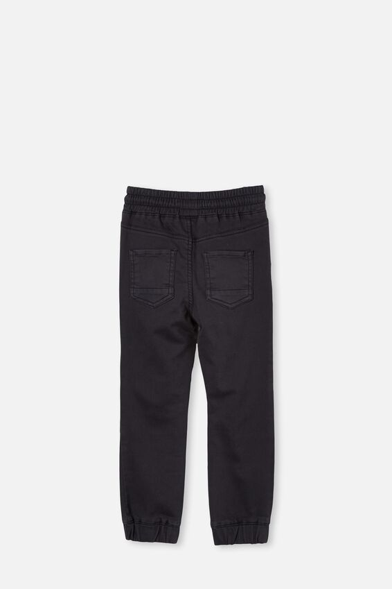 Chad Denim Joggers, PHANTOM