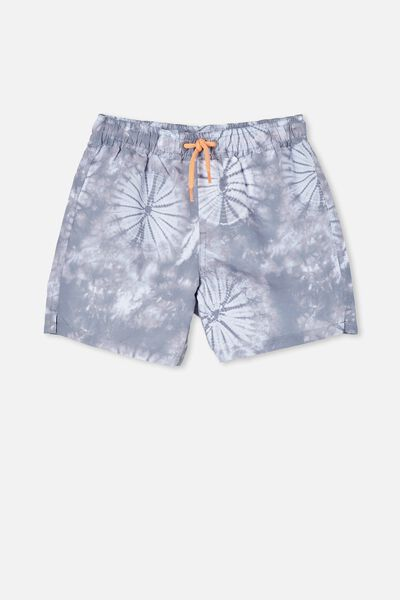 Bailey Board Short, TIE DYE/STEEL