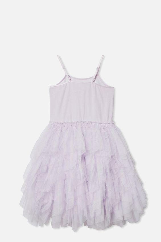 Iris Dress Up Dress, LAVENDER FOG/REINDEER