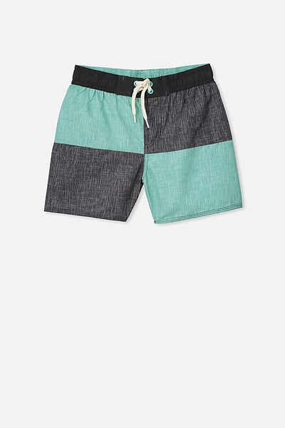 Bailey Boardshort, COLOUR BLOCK