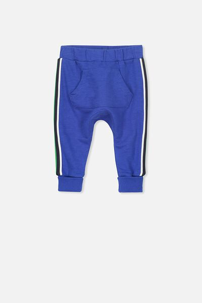 Shelby Slouch Trackpant, ADMIRAL BLUE/SPORT