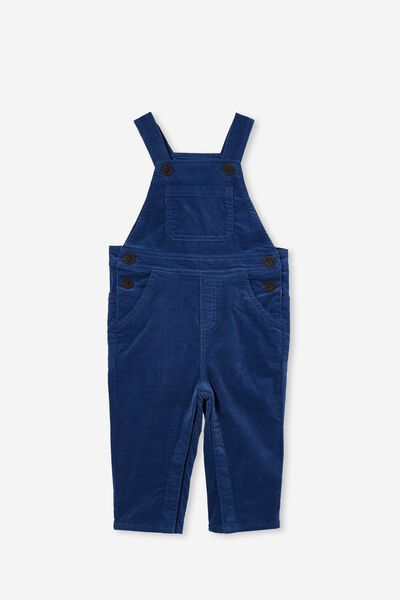 Ray Overall, PETTY BLUE