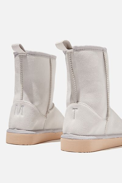 Classic Homeboot Personalised, WINTER GREY