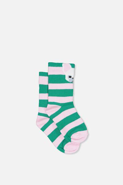Fashion Kooky Socks, PUGS