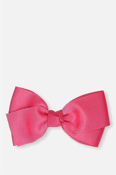 Big Bow Clips, ROUGE RED