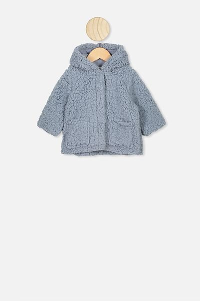 Ashley Jacket, RAIN CLOUD