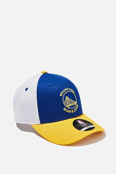 Licensed Baseball Cap, LCN NBA GOLDEN STATE WARRIORS