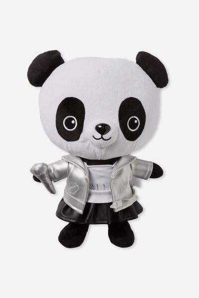 30Cm Medium Plush Toy, OLI ROCKSTAR