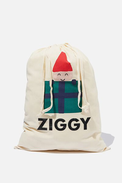Santa Sack Personalised, ELF