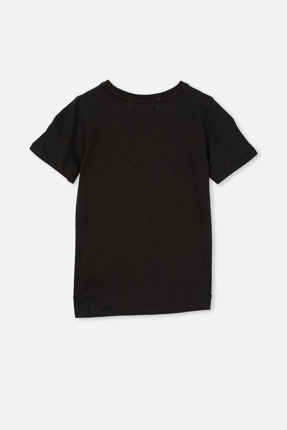 License Short Sleeve Tee, LCN BR EMINEM/BLACK