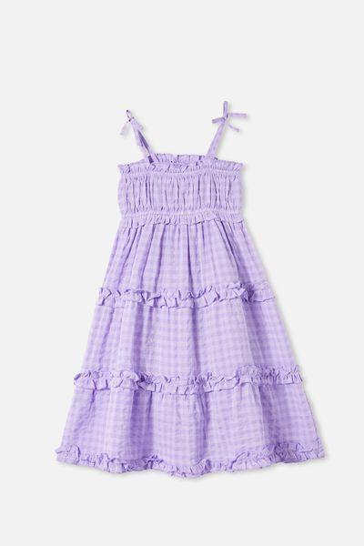 Annika Sleeveless Dress, SUMMER VIOLET