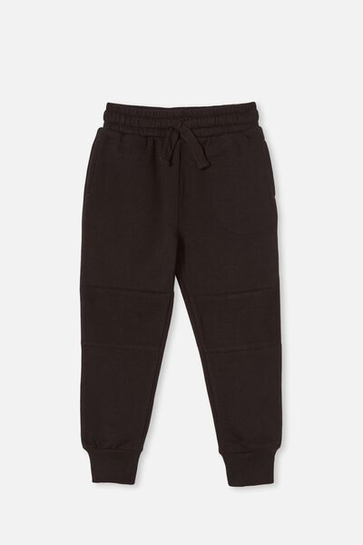 Marlo Trackpant, BLACK/REVERSE KNEE