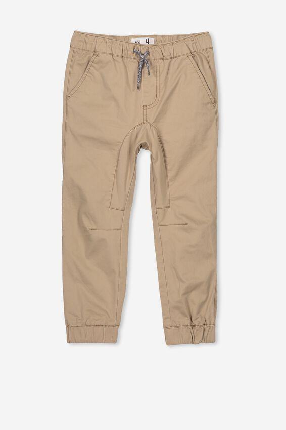 Logan Cuffed Pant, WASHED STONE