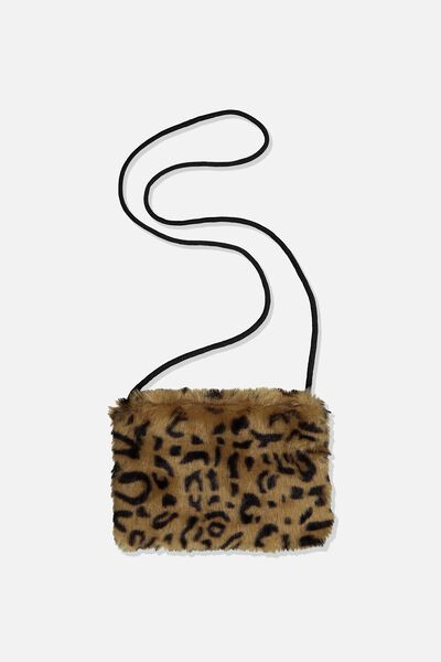 Crossbody Sling Bag, ANIMAL PRINT