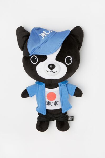 Sunny Buddy Medium Soft Toy, MAX TOKYO