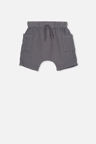 Jordan Shorts, RABBIT GREY