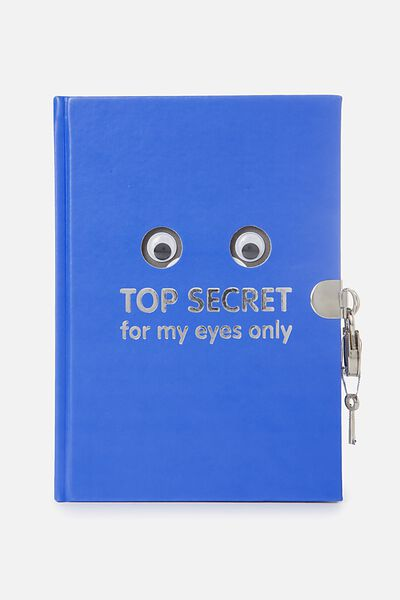 Sunny Buddy Secret Notebook, MAX